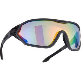 Alpina S-Way VLM+ Occhiali da sole, nero
